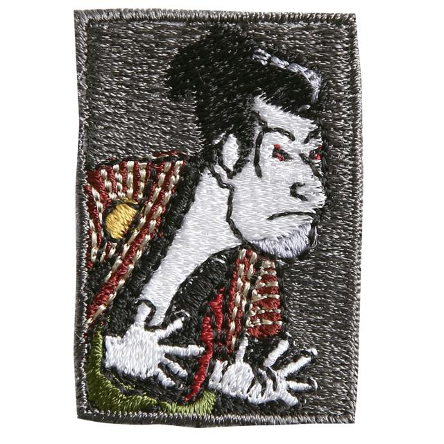 Embroidery patch ''EDOBEI''