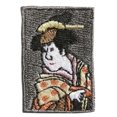 Embroidery patch ''SHIGENOI''