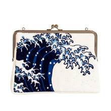 Clutch bag / The Great Wave