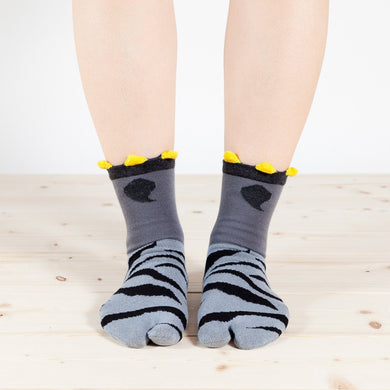 Tabi Socks / Black Ogre