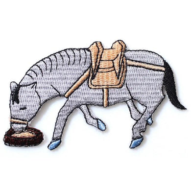 Embroidery patch ''Horse''