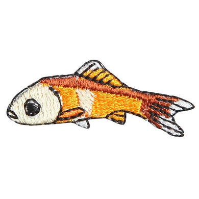 Embroidery patch ''Common Goldfish''