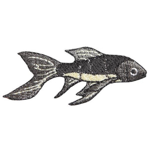 Embroidery patch ''Tetsugyo the Iron Fish''