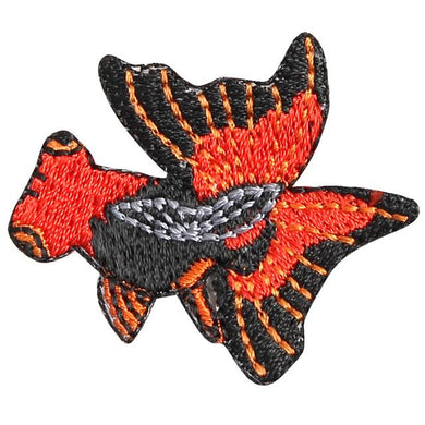 Embroidery patch ''Butterfly Telescope''