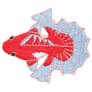 Embroidery patch ''Tosakin Goldfish''
