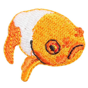 Embroidery patch ''Osaka Ranchu''