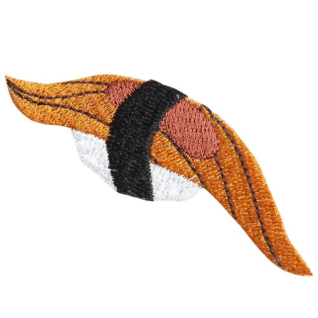 Embroidery patch ''Anago'' (Conger Eel)