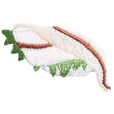 Embroidery patch ''Sayori'' (Japanese Halfbeak)