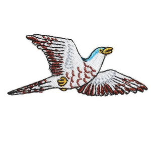 Embroidery patch ''Little Cuckoo''
