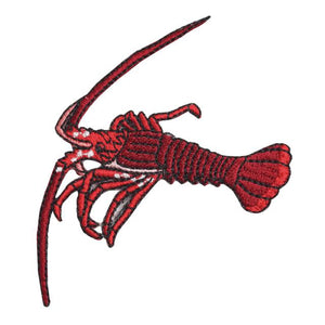 Embroidery patch ''Ise Lobster''