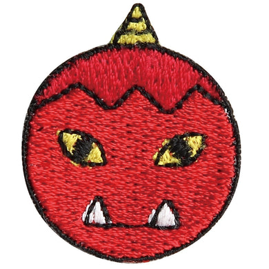 Embroidery patch ''Red Ogre'' (Akaoni)