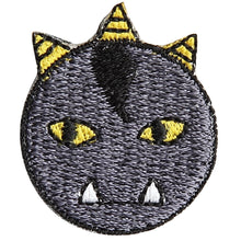 "Embroidery patch ""Black Orge"" (Kuro Oni)"