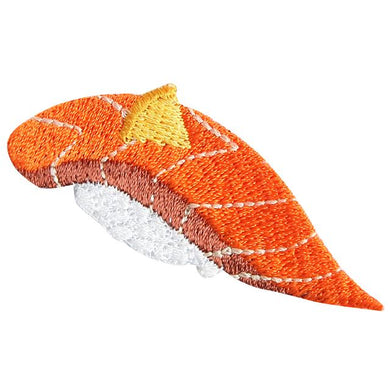 Embroidery patch ''Salmon''