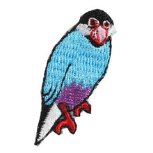 Embroidery patch ''Java Sparrow''