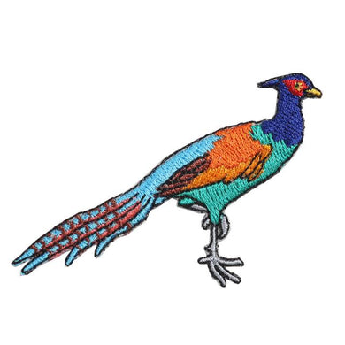 Embroidery patch ''Pheasant''