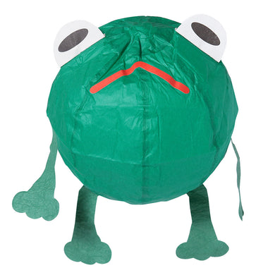 Paper balloon - frog