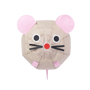 Paper balloon - mouse