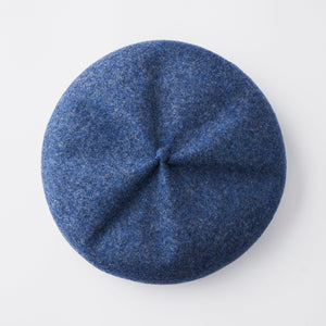 Beret top gather big