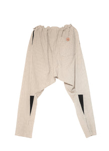 YAMAPPAKAMA x NODATE Japanese classic mountain pants with sashiko stitches