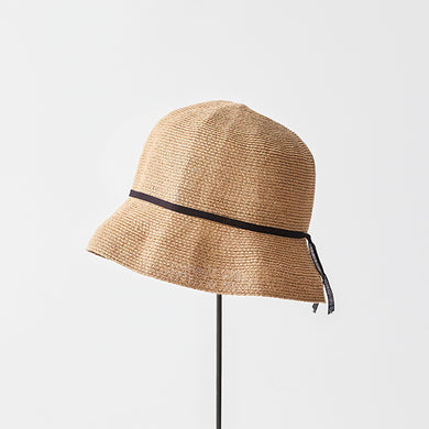 WP paper braid light hat short
