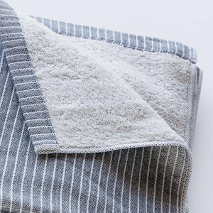 """TRAD"" bath towel / stripe"