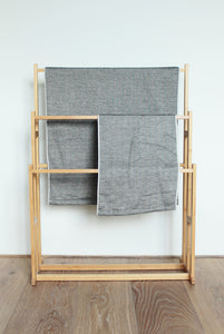 """TRAD"" bath towel / herringbone"