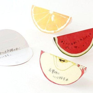 Paperable - Fruit Memo Block