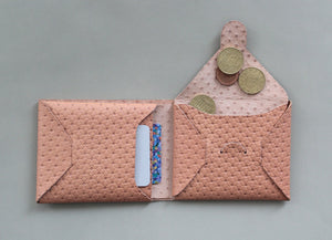 SEAMLESS short wallet / basket
