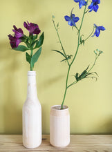 knot VASE BIN M / Hinoki cypress single flower vase