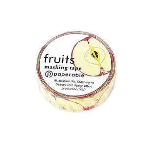 Paperable - Fruit Masking Tape (15mm)