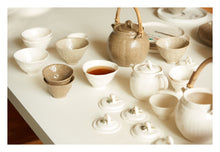Dobin Set (Teapot with two teacups)