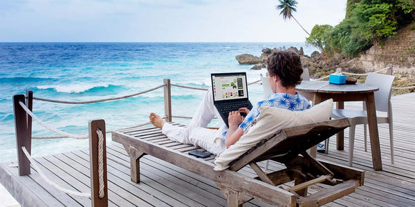 THE BEST PLACES IN THE WORLD TO BE A DIGITAL NOMAD