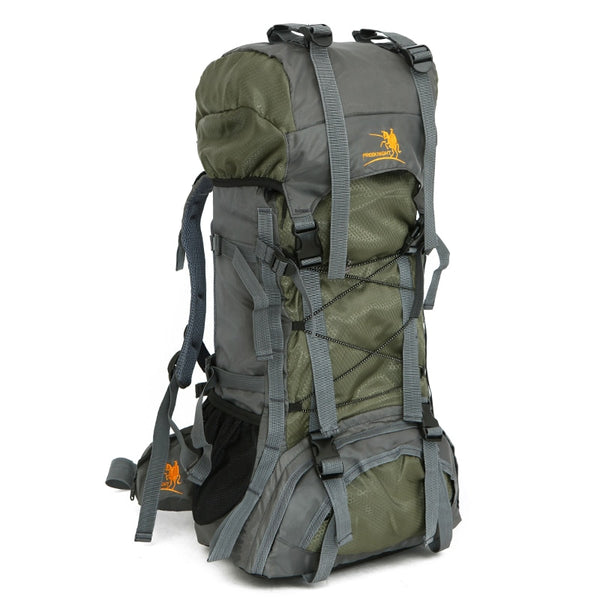 60L Internal Frame Outdoor Waterproof Backpack
