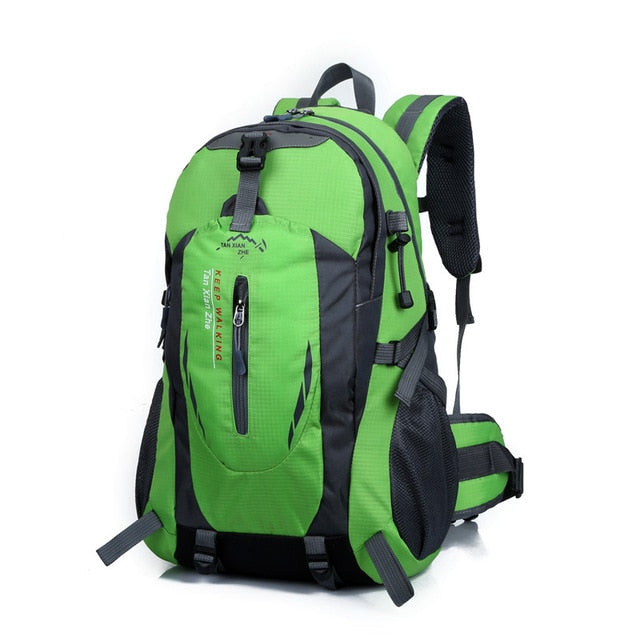Waterproof 40L Backpack Multi Use