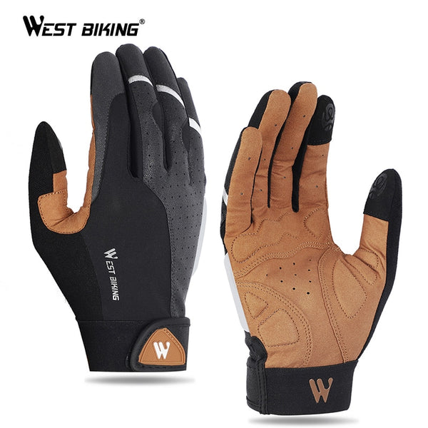 Touch Screen Sports Cycling Gloves