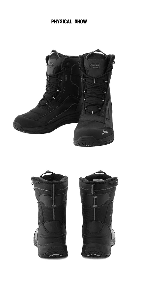 Waterproof Non-slip Winter Ski Boots