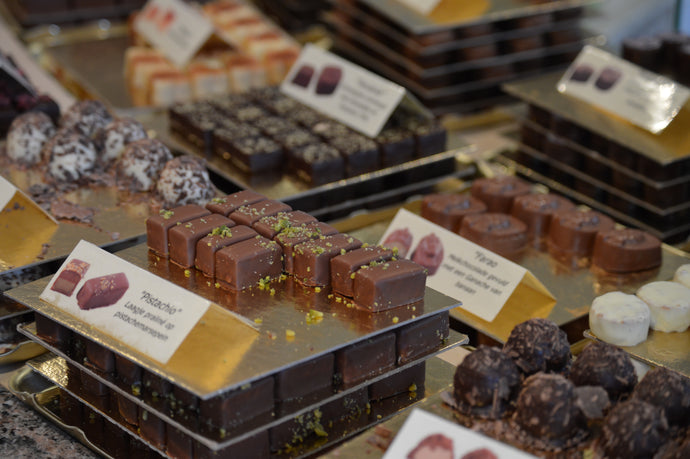 The Best Of Belgian Chocolate