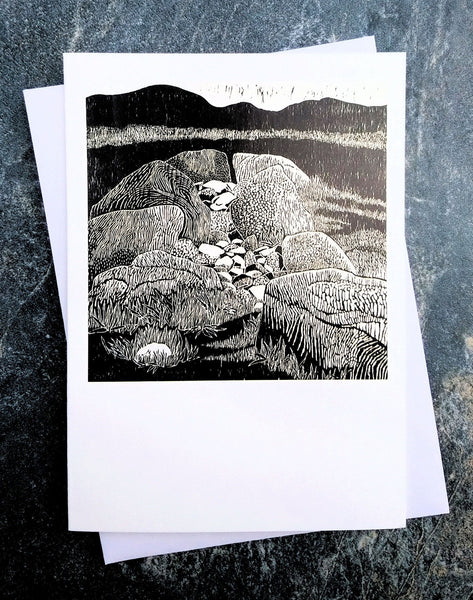 Carrowmore ~ card