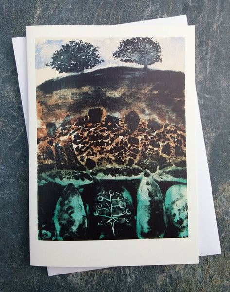 Fairy Thorn Trees ~ card