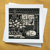 Potting Shed ~ card