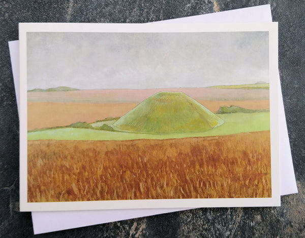 Silbury Hill ~ card