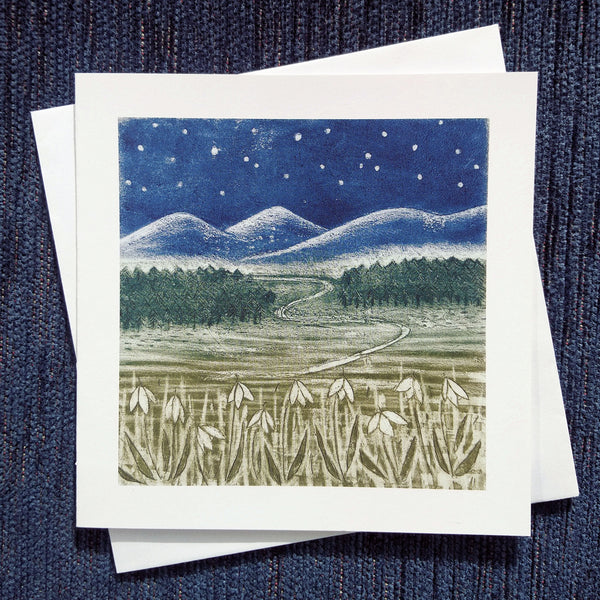 Winter Journey ~ card
