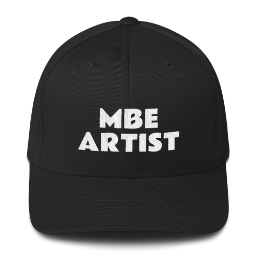 MBE ARTIST Flexfit 6277 Structured Twill Cap