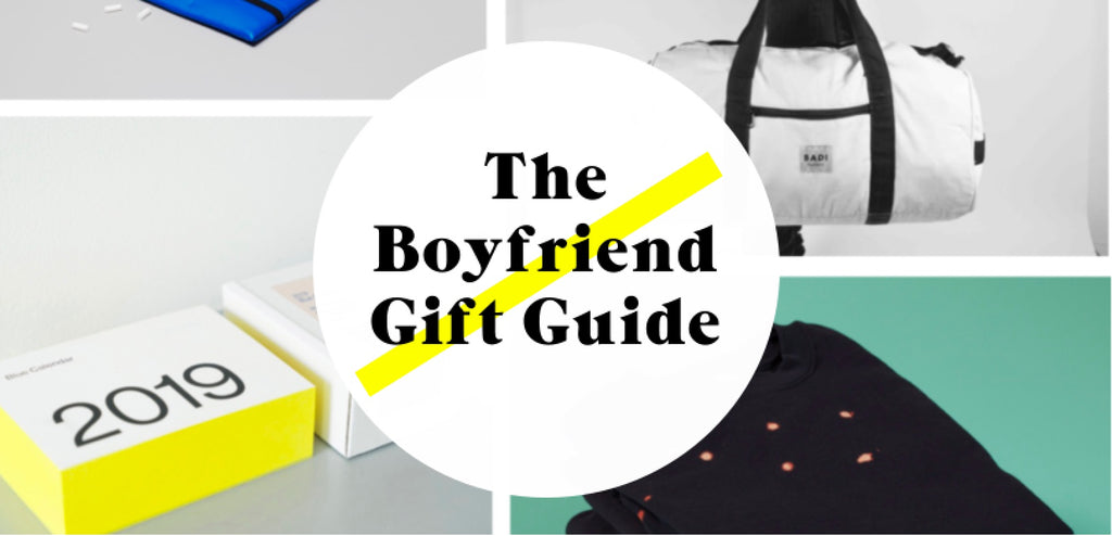 GIFT GUIDE X Your Hot Boyfriend