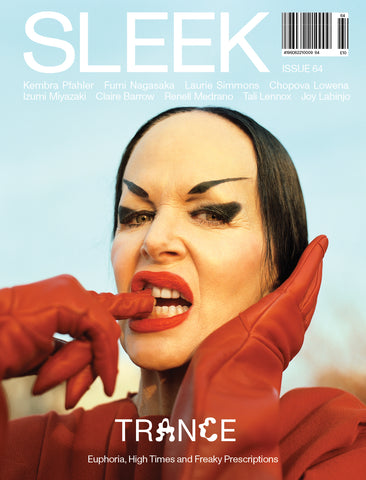 Sleek Magazine (Issue #63)