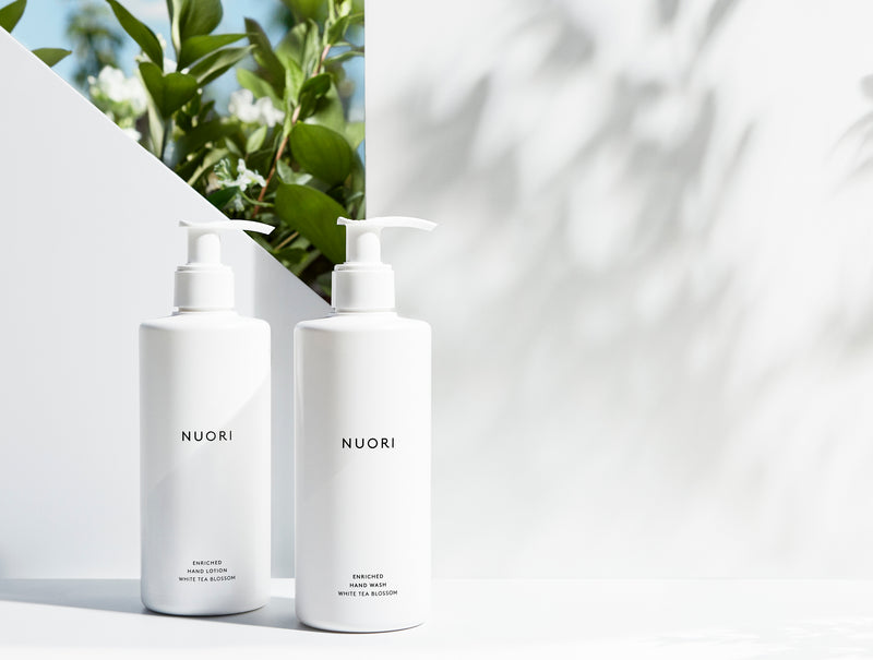 Enriched Hand Wash X NUORI