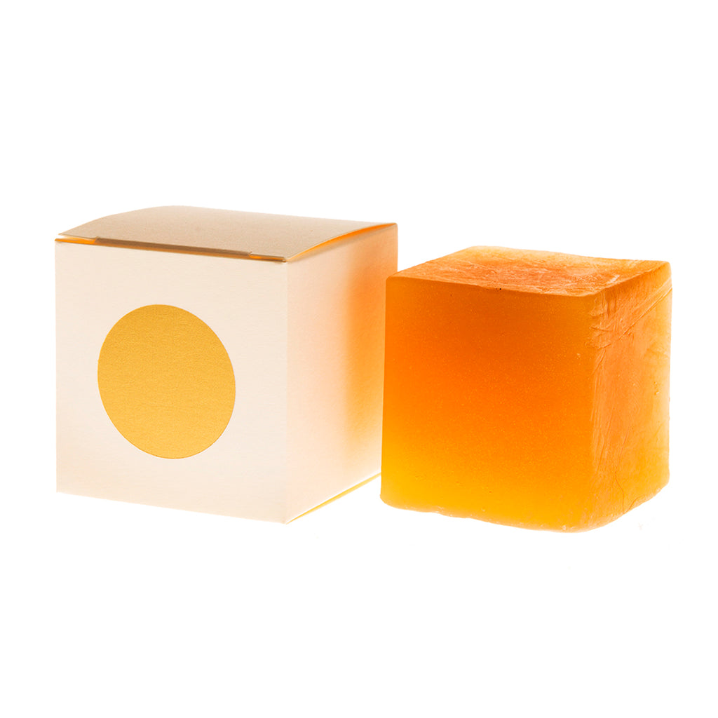 Cube Soap by Golda