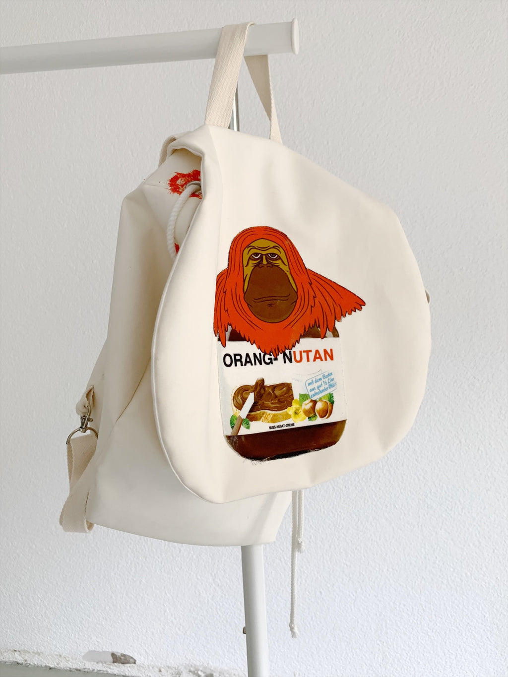 Orang-Nutan Latex Backpack