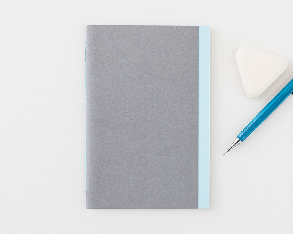 Handmade Notebook (Grey) X Petit Ourse