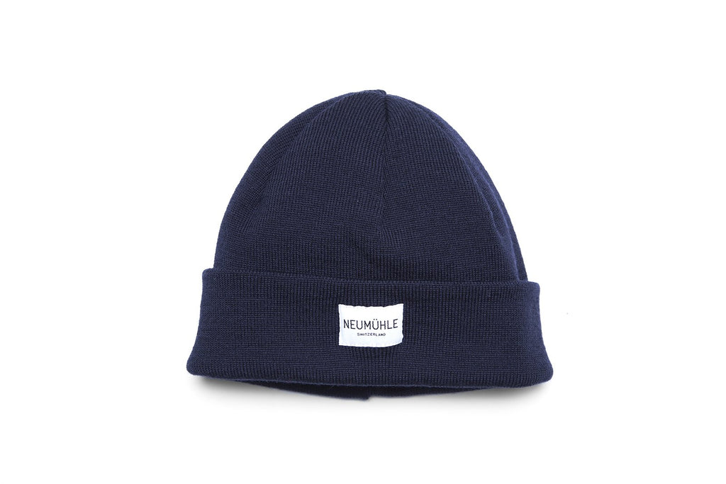 Beanie - Nebel - Deep Sea